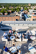 Quirk Hotel | 3north Architects | Richmond, Virginia