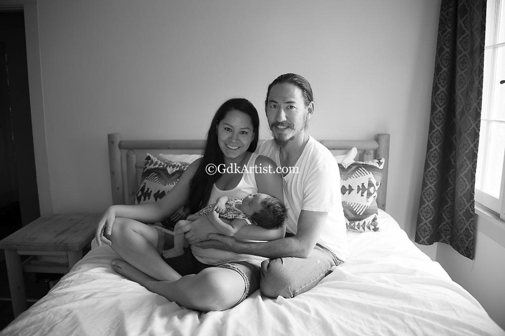 New Born baby Love
