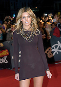 The Brit Awards 2008 <br /> Red Carpet Arrivals<br /> at Earl's Court, London, Great Britain<br /> 20th February 2008 <br /> <br /> <br /> Photograph by Elliott Franks <br /> <br /> Abigail Clancy