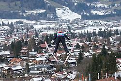 28.12.2013, Schattenbergschanze, Oberstdorf, GER, FIS Ski Sprung Weltcup, 62. Vierschanzentournee, Training, im Bild Anna Rupprecht (GER) // Anna Rupprecht of Germany during practice Jump of 62th Four Hills Tournament of FIS Ski Jumping World Cup at the Schattenbergschanze, Oberstdorf, Germany on 2013/12/28. EXPA Pictures © 2013, PhotoCredit: EXPA/ Peter Rinderer