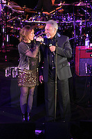 Cerys Matthews and Sir Tome Jones