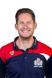 Bristol Rugby First Team Physiotherapist Eoin Power - Rogan Thomson/JMP - 22/08/2016 - RUGBY UNION - Clifton Rugby Club - Bristol, England - Bristol Rugby Media Day 2016/17.