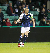 Scotland&rsquo;s Darren Fletcher - Scotland v Canada, friendly international at EasterRoad, Edinburgh.Photo: David Young<br /> <br />  - &copy; David Young - www.davidyoungphoto.co.uk - email: davidyoungphoto@gmail.com