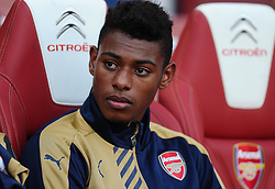 Jeff Reine-Adelaide of Arsenal   - Mandatory by-line: Joe Meredith/JMP - 25/07/2015 - SPORT - FOOTBALL - London,England - Emirates Stadium - Arsenal v Lyon - Emirates Cup