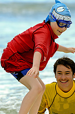 Northland-Halberg Disability Sport day takes to the water