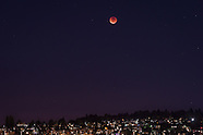 Seattle Super Moon 2015
