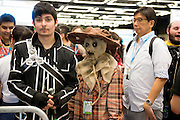 Emerald City Comicon 2016 at Washington State Convention Center in Seattle, Washington, on Thursday, April 7, 2016.