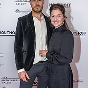 NLD/Amsterdam/20191031 - Laatste balletvoorstelling Igone de Jongh, Fockeline Ouwerkerk en partner en partner Joeri Wetters