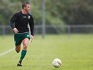 FODBOLD: Nicolai Wisborg Andersen (Fredensborg) under kampen i Danmarksserien mellem Taastrup FC og Fredensborg BI den 9. september 2017 i Taastrup Idrætspark. Foto: Claus Birch