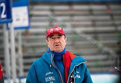 27.12.2017, Hochstein, Lienz, AUT, FIS Weltcup Ski Alpin, Lienz, Vorbericht, im Bild Siegfried Vergeiner (Ski Club Lienz Präsident) // Siegfried Vergeiner (Ski club president) during preperation of the FIS Ski Worldcup at th Hochstein in Lienz, Austria on 2017/12/27, EXPA Pictures © 2017, PhotoCredit: EXPA/ Michael Gruber