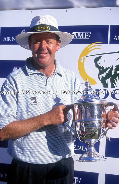 NZ Golf Open 1997. Greg Turner, Photo: PHOTOSPORT