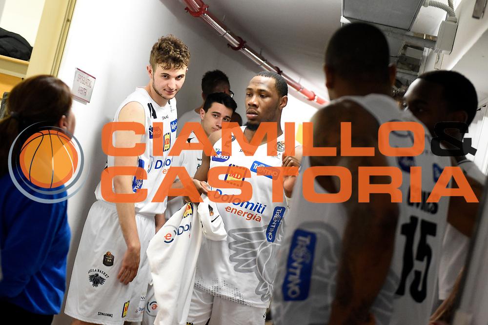 Dominique Sutton<br /> Umana Reyer Venezia - Dolomiti Energia Aquila Basket Trento<br /> Lega Basket Serie A 2016/2017<br /> Playoff, finale gara 5<br /> Venezia, 18/06/2017<br /> Foto M.Ceretti / Ciamillo-Castoria
