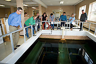 OSU Water Week.<br /> OSU Energy Services hosts a tour of the OSU Water Treatment Plant (off of Virginia Avenue)