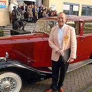NLD/Huizen/20060501 - Jacques Krijnen 50 jaar Westland Kaas Huizen
