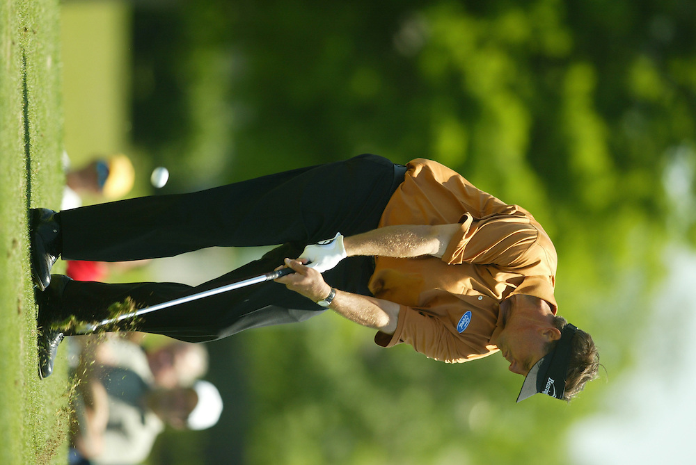 Phil Mickelson..2004 HP Classic of New Orleans.English Turn Country Club.New Orleans, LA.April 27-May 2 2004..photograph by Darren Carroll