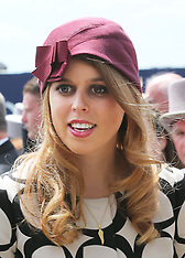 FILE PHOTO - Prince Beatrice turns 26 on Friday 8th August 2014