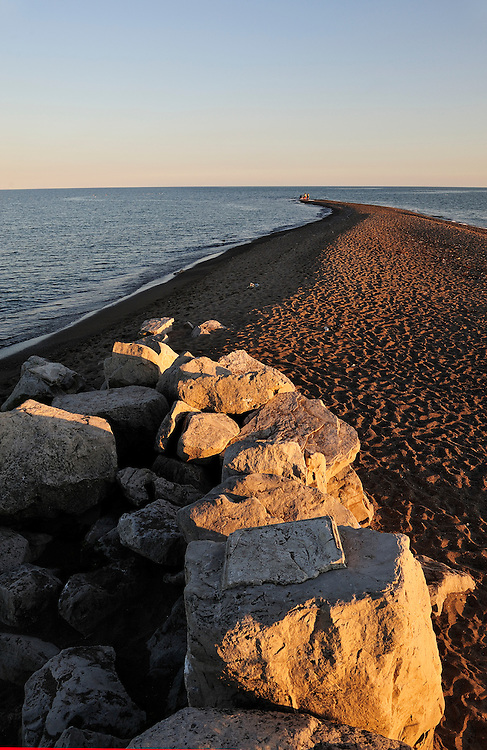 Lake Erie, Point Pelee National Park, Leamington, Ontario, Canada,