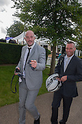JAKE CHAPMAN; EDDIE FERGUSSON, Ladies Day, Glorious Goodwood. Goodwood. August 2, 2012