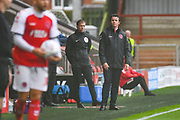 Joey Barton of Fleetwood Town (Manager) during the EFL Sky Bet League 1 match between Fleetwood Town and AFC Wimbledon at the Highbury Stadium, Fleetwood, England on 10 August 2019.