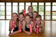 2012 yr3/4 Gymnastics Team