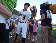 MILB Baseball - Whitecaps at Kernels - June 9, 2010