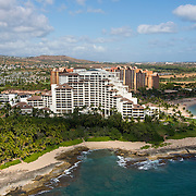 Marriott Ihilani and Disney Aulani Resorts, <br /> Koolina Resort, Oahu, Hawaii