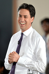 Image ©Licensed to i-Images Picture Agency. 25/07/2014. London, United Kingdom. <br /> <br /> Ed Miliband launches the Labour Party's Summer Campaign at the Royal Institute of Architects, London, UK.<br /> <br /> Picture by Ben Stevens / i-Images