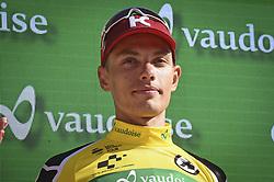 June 17, 2017 - Schaffhausen, Schweiz - Schaffhausen, 17.06.2017, Radsport - Tour de Suisse, Simon Spilak an der 8. Etappe der Tour de Suisse. (Credit Image: © Melanie Duchene/EQ Images via ZUMA Press)