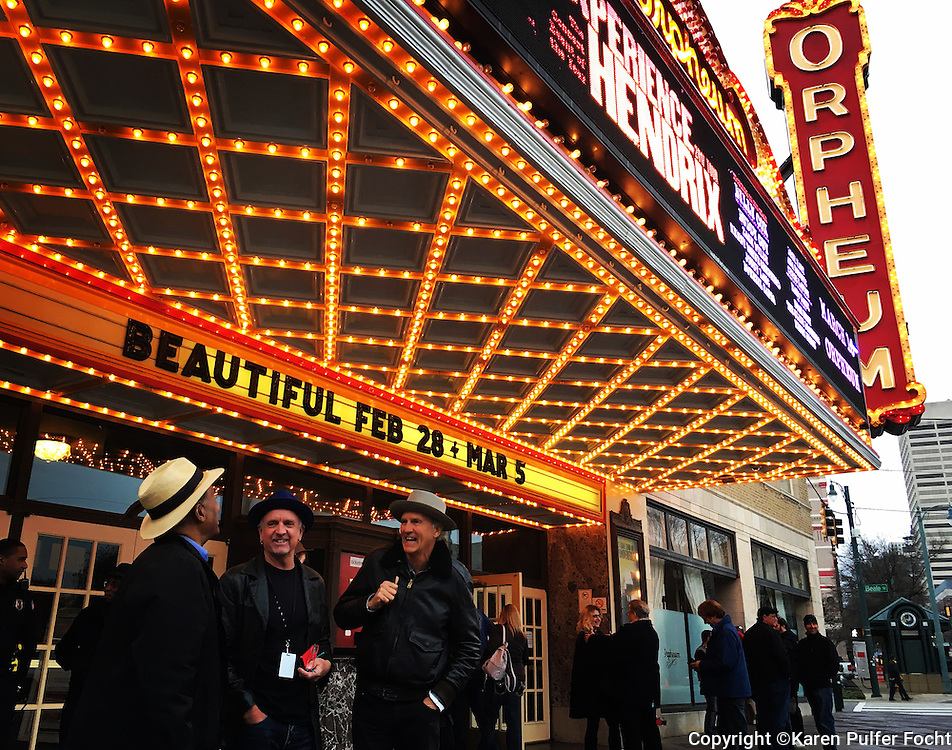 The Orpheum , Memphis, Tennessee © Karen Pulfer Focht-ALL RIGHTS RESERVED-NOT FOR USE WITHOUT WRITTEN PERMISSION
