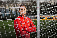 Alex McCarthy SFC goalkeeper