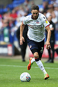 Bolton Wanderers midfielder Will Buckley (11) during the EFL Sky Bet Championship match between Bolton Wanderers and Bristol City at the Macron Stadium, Bolton, England on 11 August 2018.