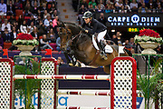 Meredith Michaels Beerbaum - Checkmate<br /> Rolex FEI World Cup Final 2013<br /> &copy; DigiShots