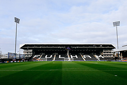 General View at Craven Cottage - Rogan/JMP - 07/12/2019 - Craven Cottage - London, England - Fulham v Bristol City - Sky Bet Championship.