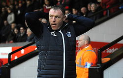 Bristol Rovers caretaker manager Graham Coughlan - Mandatory by-line: Nizaam Jones/JMP - 26/12/2018 - FOOTBALL - Banks's Stadium - Walsall, England- Walsall v Bristol Rovers - Sky Bet League One