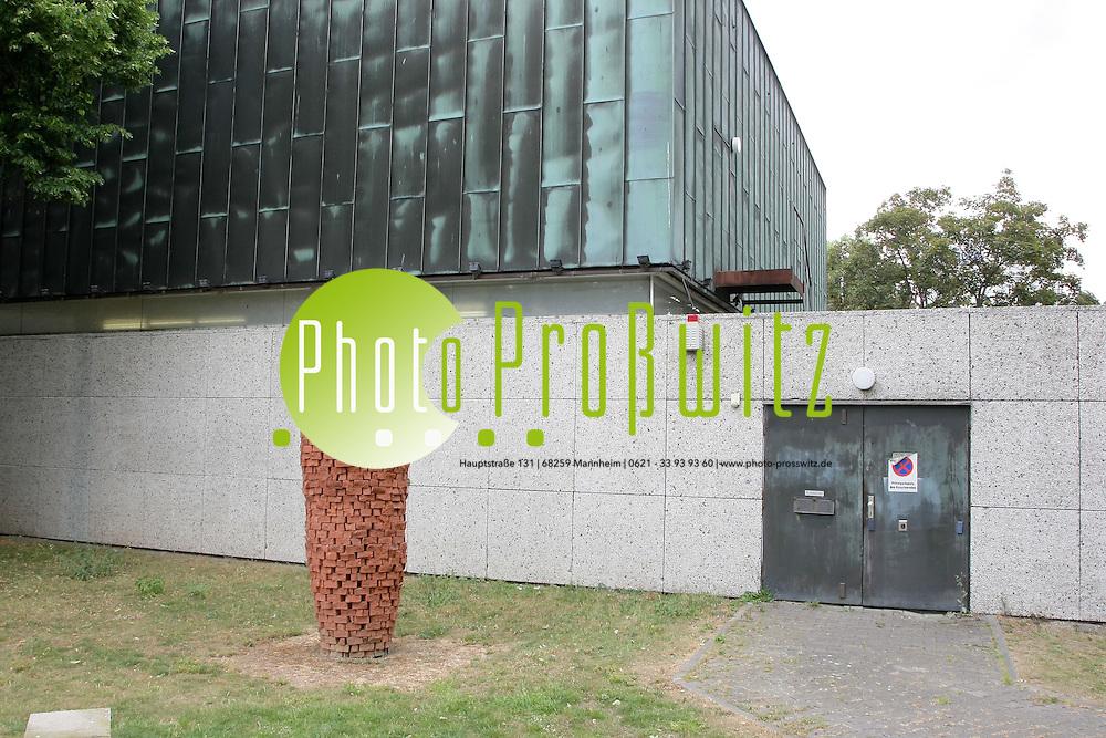 Mannheim. Kunstverein an der Augustaanlage<br /> <br /> Bild: Markus Proflwitz / masterpress /