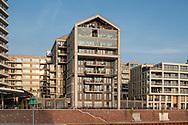 Handelskade, Nijmegen , De-Lunet, Havenkraan, Vera-Yanovshtchinsky, architecten, Vorm, BPD,  Cauberg Huygen.