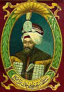 Mustafa IV (1779 -1808) Sultan of the Ottoman Empire 1807–38