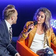 NLD/Hilversum20150825 - Najaarspresentatie NPO 2015, Arjen Lubach in gesprek met Lauren Verster