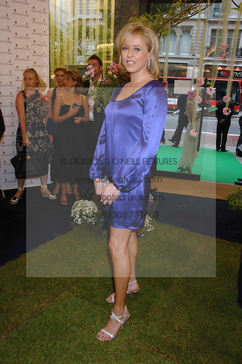 LADY ALEXANDRA SPENCER-CHURCHILL at the launch party for the Mappin & Webb Regents Street branch at 132 Regent Street, London on 19th June 2007.<br /><br />NON EXCLUSIVE - WORLD RIGHTS