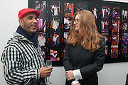 ANDY POLARIS; NICOLA TYSON, Nicola Tyson exhibition of photographs: Bowie Nights at Billy's Club London 1978. Sadie Coles HQ. 9 Balfour Mews, London W1. 25 January 2013.