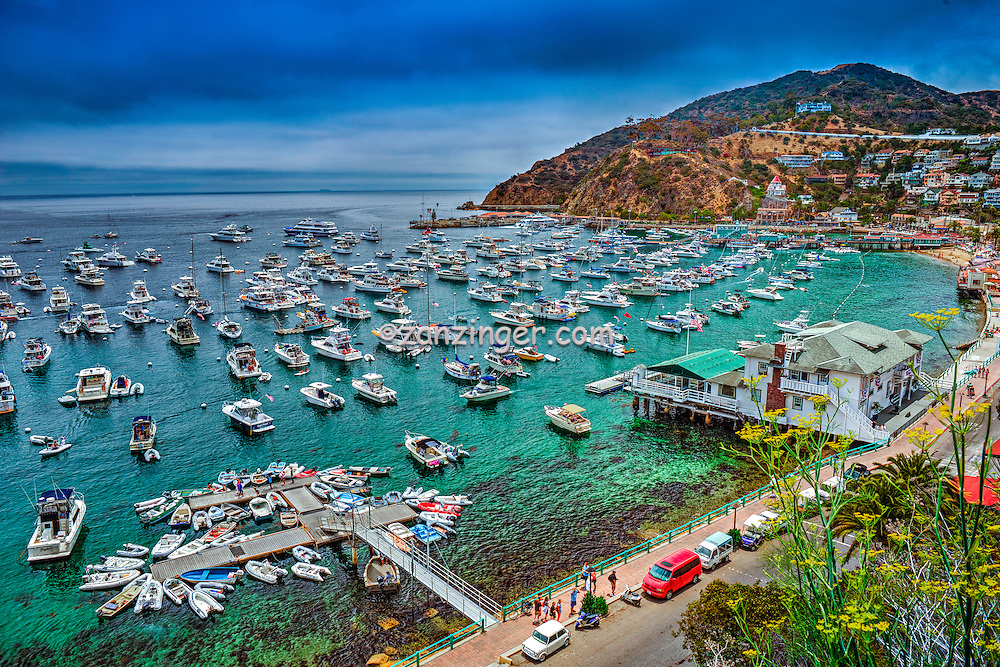 Santa Catalina Island House