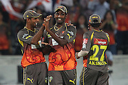 IPL Match 25 Sunrisers Hyderabad v Kings XI Punjab