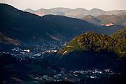 Venda Nova do Imigrante, 04 de Marco de 2009...Vista geral da cidade..Projeto Rota Imperial - Instituto Estrada Real..Foto: Leo Drumond / Nitro