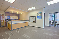 Photograpy of interiors of Arlington Virginia Westwood College by Jeffrey Sauers of Commercial Photographics
