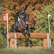 Waylon Roberts (CAN) and Faolan at The Dutta Corp Fair Hill International Horse Trials in Elkton, Maryland.