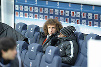 David Luiz - 06.12.2014 - PSG / Nantes - 17eme journee de Ligue 1<br />Photo : Andre Ferreira / Icon Sport