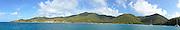 Great Lameshur Bay, St. John, U.S. Virgin Islands.