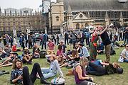 Extinction Rebellion, London 23 April  2019