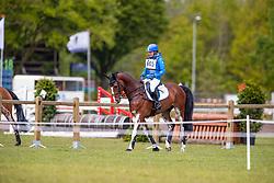 De Jong Sanne, NED, Hatary Mbf<br /> Grandorse Horse Trials - Kroneneberg 2019<br /> © Hippo Foto - Dirk Caremans<br /> 05/05/2019