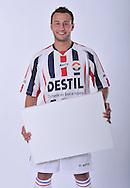 05-07-2009: Voetbal:Studioportretten Willem II<br /> Promotie Mehmet Akg&uuml;n<br /> LET OP! Exclusief voor Willem II of in overleg met Pix4Profs<br /> Foto: Geert van Erven